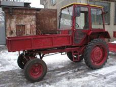 Т-16 СШ-2540 СШ2540 трактора Т-16 самоходное шасси СШ-2540 СШ2540 ...